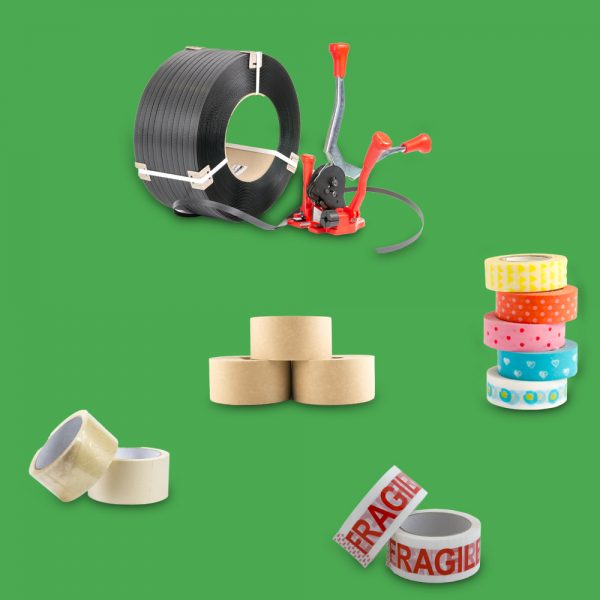 Tape & Strapping AB Supplies