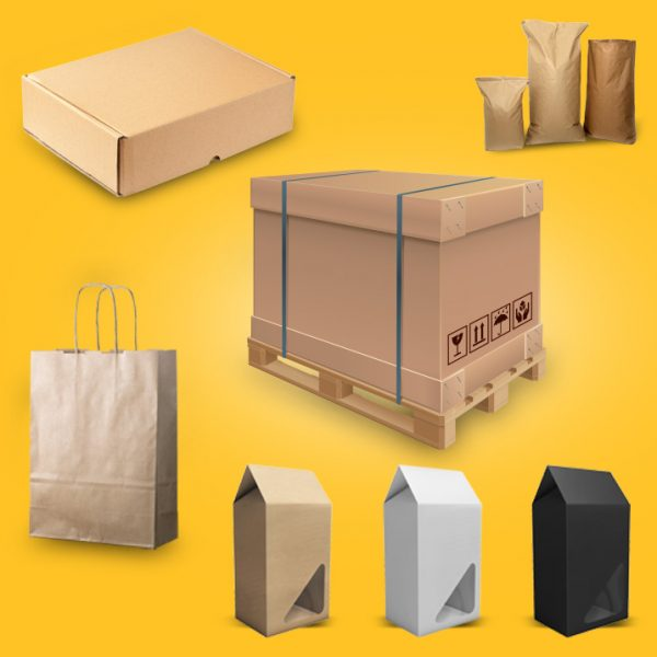 Corrugated and paper AB Supplies